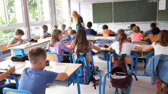 Service scolaire