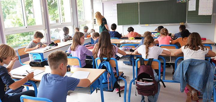Écoles maternelles et élémentaires