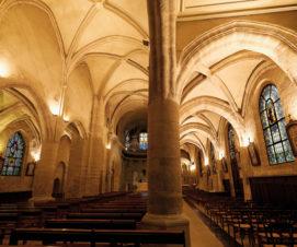 L'église Saint-Romain