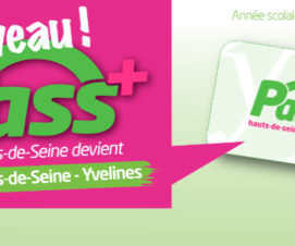 Pass + Hauts-de-Seine – Yvelines