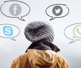 Jeunes, Facebook et internet