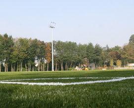Le stade des Fontaines en accès libre pendant l'été