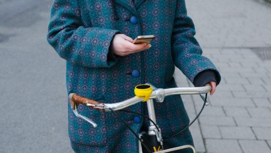 À vélo : soyez gonflés