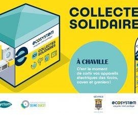 Collectes solidaires samedi 20 mars de 10 h à 14 h