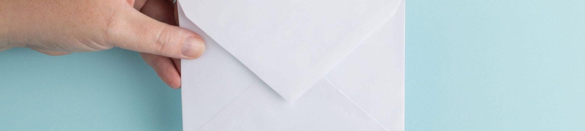 Inscription à la lettre électronique
