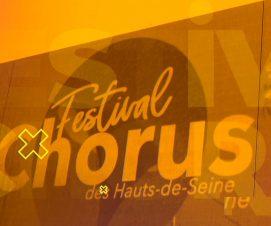 Festival Chorus : une programmation 100% digitale et gratuite en avril