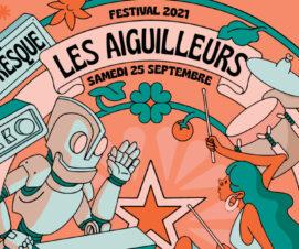 Festival Les Aiguilleurs