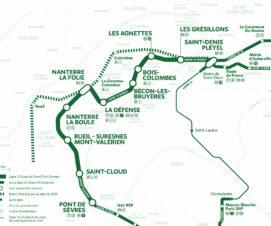Ligne 15 Ouest : enquête publique