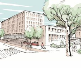 Concertation sur l'aménagement du cœur de ville de Sèvres