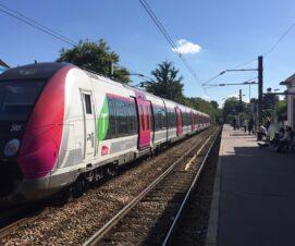 Travaux en gare de Sèvres – Ville-d'Avray