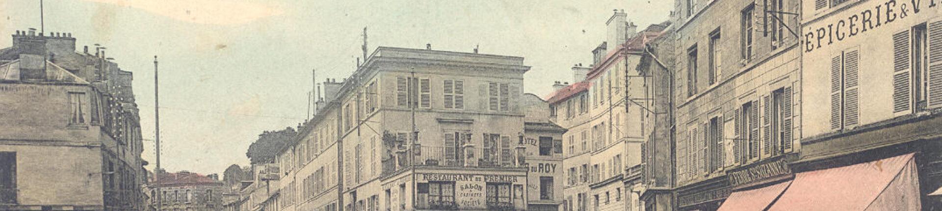 Bicentenaire : la première mairie de Sèvres