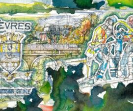 Seb James, 20 ans d'itinérances graphiques