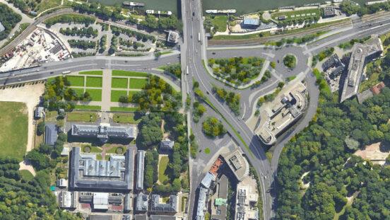 Le pont de Sèvres plus accessible et plus vert