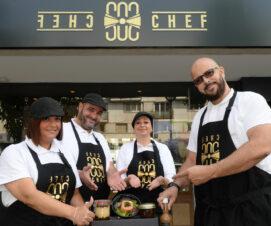 SOS Chef : la bistronomie à la livraison